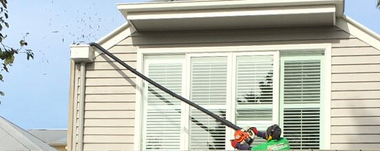Gutter Cleaning in Melbourne performed by Fantastic Gardeners